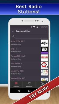 📻 Romanian Radio FM & AM Live screenshot 5