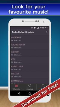 📻 England Radio FM & AM Live! screenshot 8