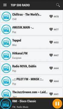 Radio European screenshot 3