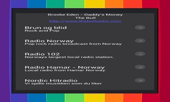 Radio Norway Stations screenshot 1