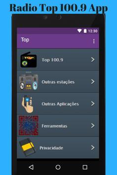 Radio Top 100.9 App screenshot 3
