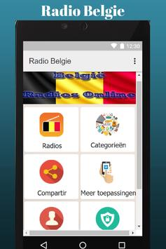 Radio België screenshot 2