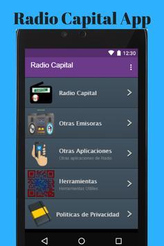Radio Capital screenshot 3