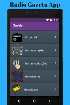 Radio Gazeta App screenshot 3