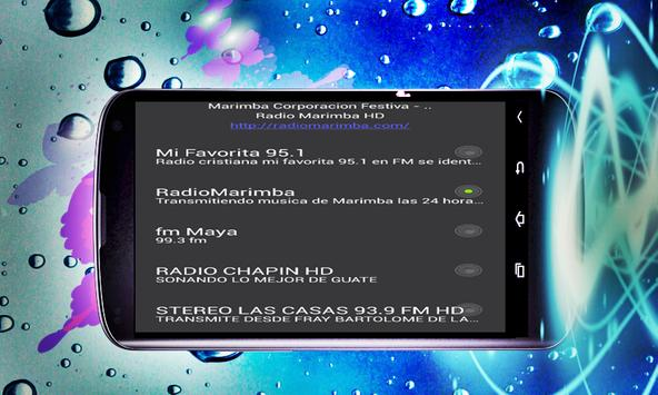 Radio Guatemala Stations apk screenshot