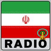 Radio Iran Stations icon