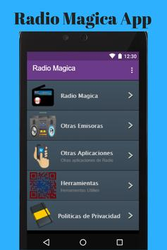 Radio Magica poster