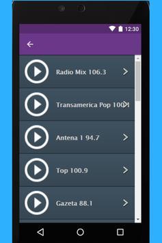 Radio Mega App screenshot 1