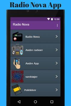 Radio Nova App screenshot 2