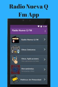 Radio Nueva Q Fm poster