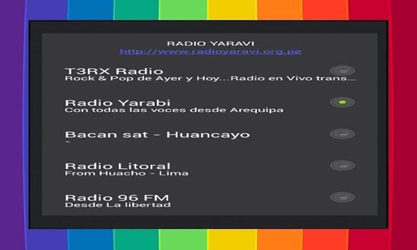 Radio Peru Stations apk screenshot