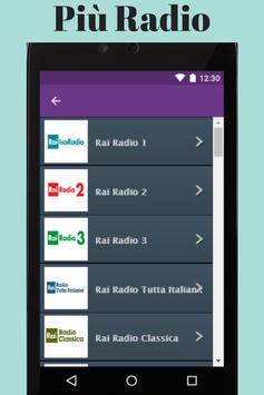 Radio 24 screenshot 1