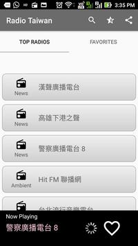 Radio Taiwan FM Online Live All Stations poster