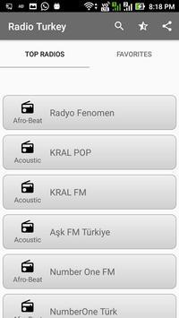 Radio Turkey screenshot 3