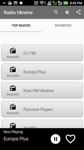 Radio Ukraine for Android - APK Download