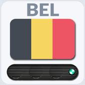 Radio Belgium All FM Online icon
