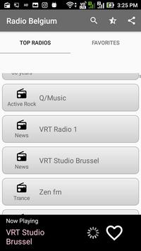 Radio Belgium All FM Online poster