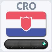Radio Croatia FM All Station Online icon