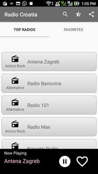 Radio Croatia FM All Station Online apk screenshot