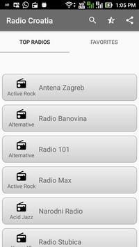 Radio Croatia FM All Station Online poster
