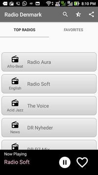 Radio Denmark FM Online : DR Radio screenshot 3