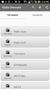 Radio Denmark FM Online : DR Radio poster