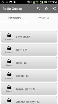 Radio Greece FM Staion All Online poster