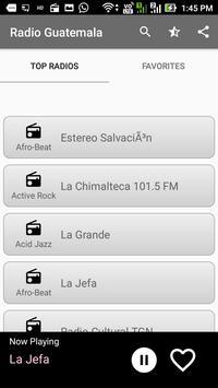 Radio Guatemala Online FM Radio Stations poster