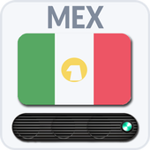 Radio Mexico FM Online All Station icon