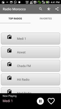 Radio Morocco FM All Radio Stations apk screenshot