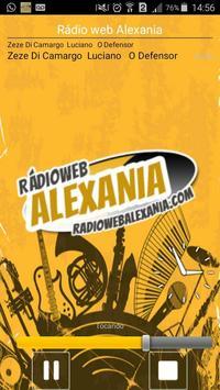 Rádio web Alexania apk screenshot