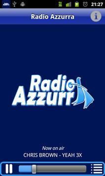 Radio Azzurra poster