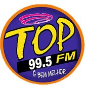 TOP FM 99.5 MHz icon