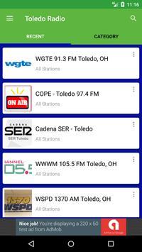 Toledo Radio Stations apk screenshot