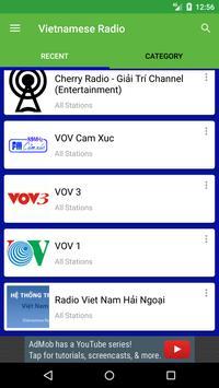 Vietnamese Radio apk screenshot