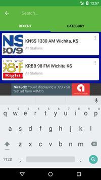 Wichita Radio Stations screenshot 3