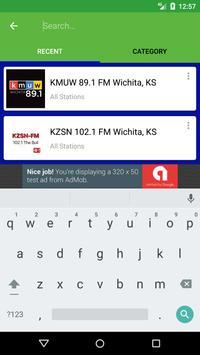 Wichita Radio Stations screenshot 4