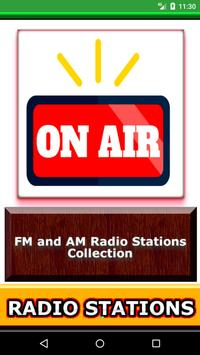 Wisconsin Radio Stations poster