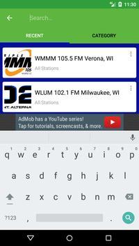 Wisconsin Radio Stations screenshot 5