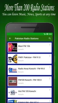 Radio Stations of Pakistan screenshot 2