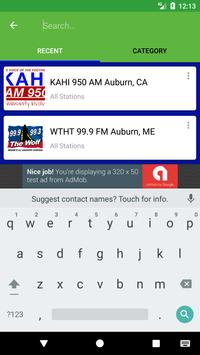 Auburn Football Radio screenshot 4
