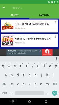 Bakersfield Radio Stations スクリーンショット 4