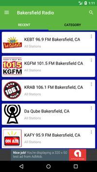 Bakersfield Radio Stations スクリーンショット 2