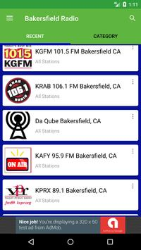 Bakersfield Radio Stations apk screenshot