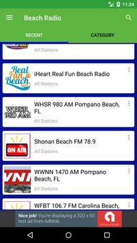 Beach Radio Stations apk screenshot