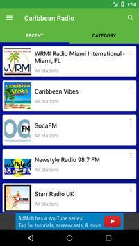 Caribbean Radio Stations apk screenshot