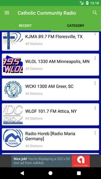 Catholic Community Radio apk screenshot