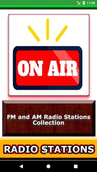 Country Radio Stations Free poster