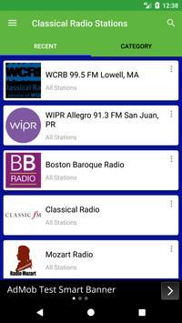Classical Radio Stations screenshot 1