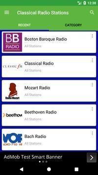 Classical Radio Stations screenshot 2